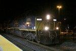 CSX 696 leads Q409